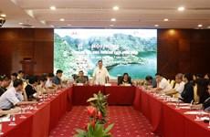 越南旅游:加强老街省与宁平省旅游对接