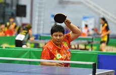 梅黄美妆创造11次夺得女子单打冠军的奇迹