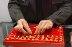 7月15日越南国内黄金价格上调16万越盾