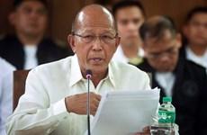 菲律宾支持美国对东海的政策