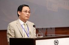 越中双边合作指导委员会秘书长举行视频会晤