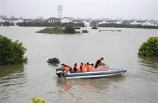 陈国旺就中国遭受严重洪涝灾害致电表示慰问