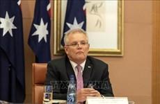 澳大利亚总理强调支持东海航行自由
