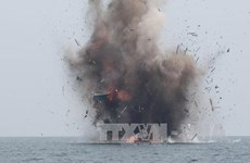 印尼与马来西亚采取强硬措施打击非法捕鱼行为