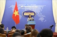 外交部发言人黎氏秋姮:越南已组织55个航班  把13323名旅外公民接回国