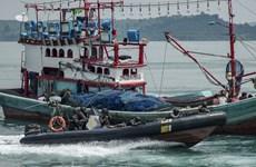 印尼改变对被扣留的外国渔船的处理政策