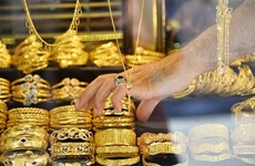 7月16日越南国内黄金价格维持高位