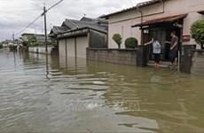 陈国旺致电慰问日本洪灾