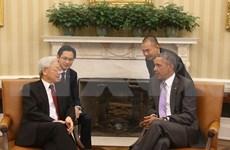 越美建交25周年:推动越美两国合作关系全面发展