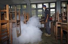 缅甸发出有关登革热病预防警告