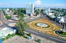嘉莱省建成西原北部地区的中心