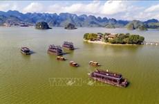 越南旅游征服国内游客