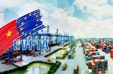 EVFTA将为出口活动带来巨大的机遇