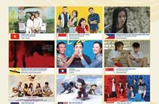东盟电影周在岘港开幕