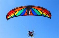 2020年第一届越南滑翔伞俱乐部锦标赛正式闭幕