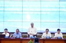 阮春福:胡志明市应注重加快公共投资到位进度成功实施2020年经济社会发展计划