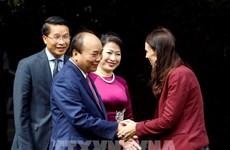 推动越南—新西兰两国关系迈上新台阶
