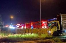 平顺省发生重大交通事故   政府副总理张和平要求全力抢救伤员  减少人员损失
