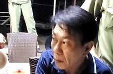 越南公安摧毁跨国贩毒团伙 头目为韩国人