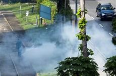 新加坡登革热疫情继续恶化
