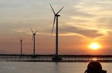 越南平顺省与丹麦签署总额逾100亿美元的海上风电合作谅解备忘录