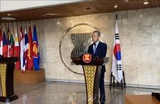 """韩国向东盟提供90份""""东盟人才高等教育""""奖学金"""