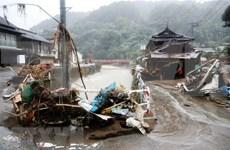 东盟外交部长就日本洪水和泥石流发表声明