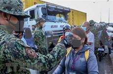 缅甸超半数高中学校重新开放 菲律宾将逮捕所有不戴口罩或违反社交隔离规定者