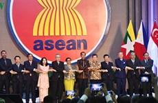 越南加入东盟25年 与东盟共同提升地位