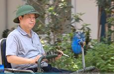 善于创新的越南伤残退伍军人