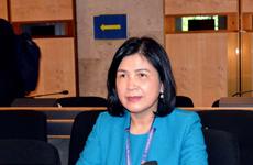 越南优先推动弱势人群享有人权