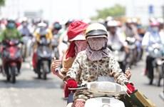 越南北部和中部地区炎热天气或将持续数日
