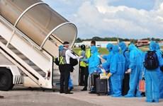 新冠肺炎疫情:正在乌兹别克斯坦的226名越南公民最新相关信息