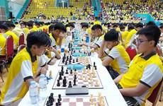 2020年国家青少年象棋锦标赛吸引近1300名运动员参赛