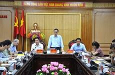 外交部副部长黎淮忠:河江省应继续发挥好与中国的合作效果