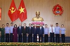 政府总理阮春福:检察部门需提高反腐斗争中的责任和本领