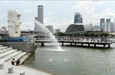 新加坡中央商务区或受到全球变暖海平面上升威胁