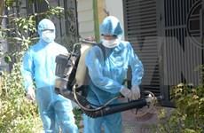 越南报告417例新冠肺炎确诊病例