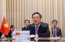 政府副总理范平明: 越南严格履行有关气候变化的承诺