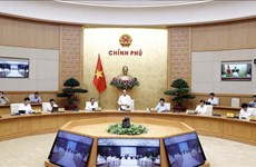 越南政府总理阮春福:加强从北到南各口岸入境人员的管理