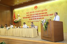 越南严密防控非法入境现象