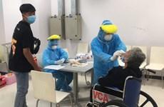 新冠肺炎疫情:越南各地从严从细落实疫情防控措施