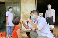 嘉莱省出现两例白喉病例