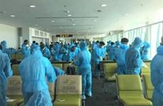 越南将近180名公民从文莱接回国
