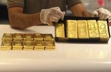 7月29日越南国内黄金价格接近5800万越盾