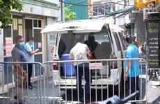 新冠肺炎疫情:越南新增四例社区传播病例