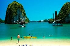 兰夏湾——越南真正的天堂