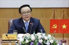 越中两党关系将继续维持积极发展态势