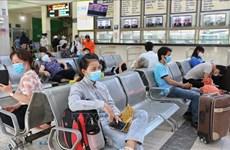 新冠肺炎疫情:河内市尽快追踪并对从岘港回来、与确诊病例有关的人员进行检测并隔离