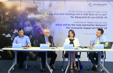 世行对越南经济前景持乐观态度